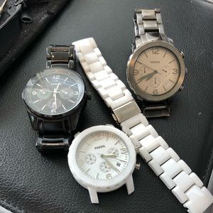 Fossil Watch lot